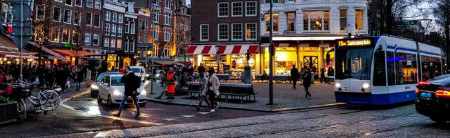 Photograph of Amsterdam Centrum